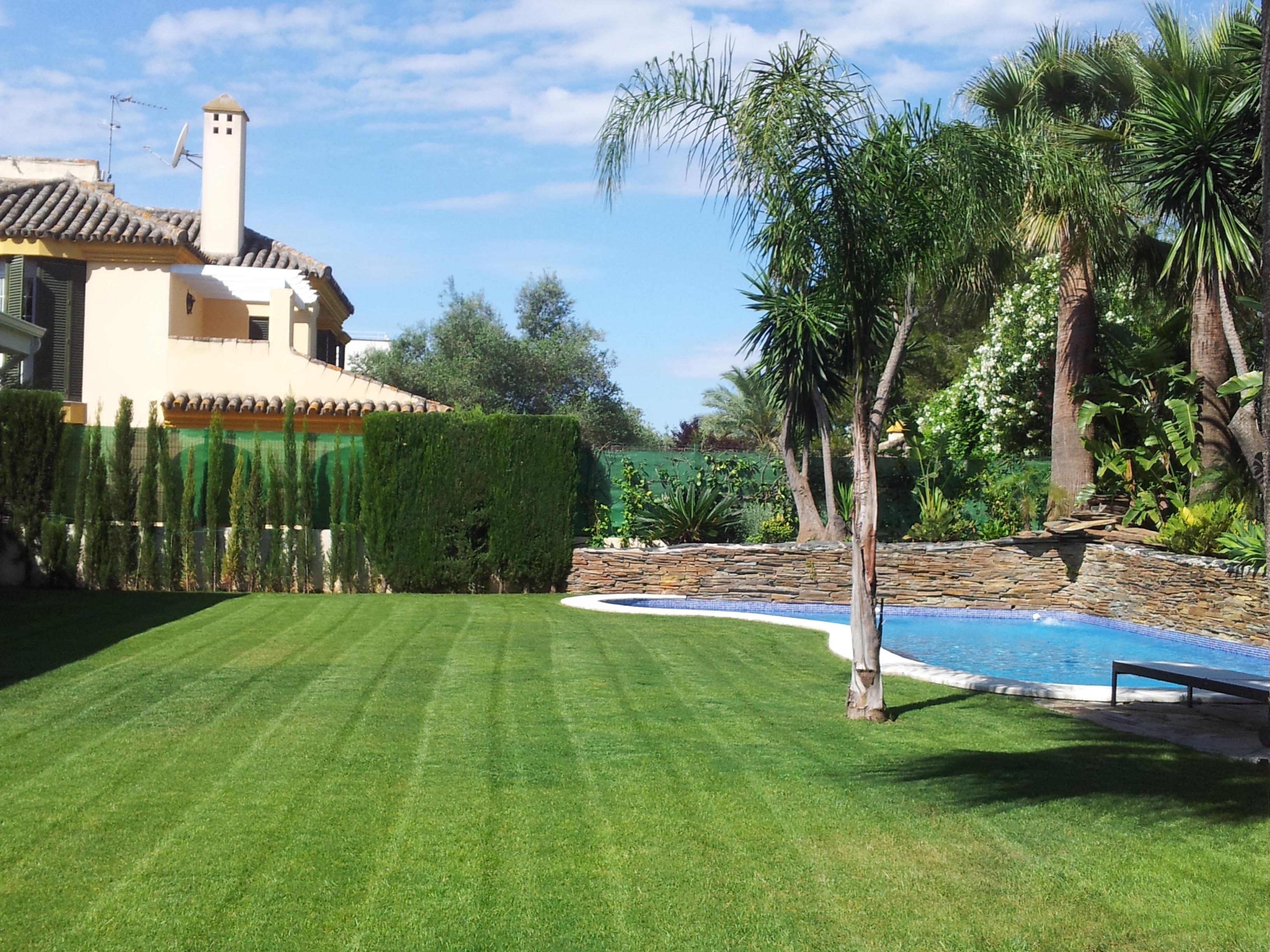 Dydos servicio integral de jardiner a centerata - Milar chinales ...