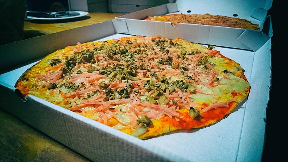 Pizzer a fattucchi centerata - Milar chinales ...